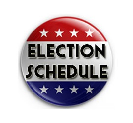 Election Schedule